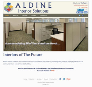 Aldine Interior Solutions Corp