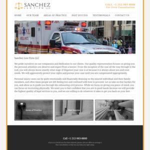 Sanchez Law, New York