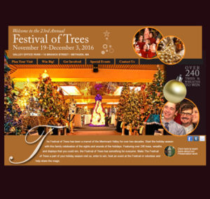 Methuen Festival of Trees