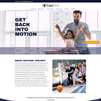Carewell Physical Therapy