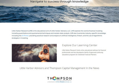 Little Harbor Advisors Research