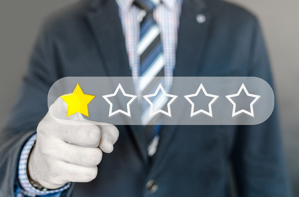 5 Quick Tips for Handling Negative Reviews